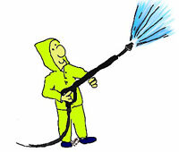 """"""" CLEANERUP """" Professional Pressure Washing Services"""
