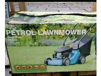 NEW petro self propelled lawnmower mower