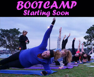 Outdoor Boot Camp starting soon!