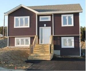Brand New Home in City View Subdivision - St. John's