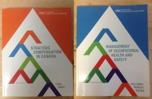 Human resources textbooks 4 - Canadian edition