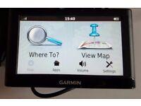 Garmin Nuvi 54LM GPS Sat nav