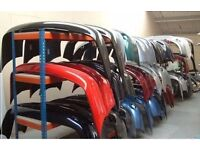 VAUXHALL CORSA D FRONT REAR BUMPER ( RED SILVER BLACK BLUE WHITE ) 09 - 14 REG. prices from