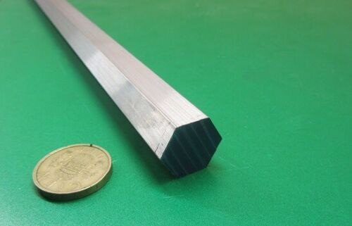 "2011 Aluminum Hex Rod 3/4"" Hex x 3 Ft Length"