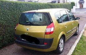Renault grand scenic 7seater. Privalige modal
