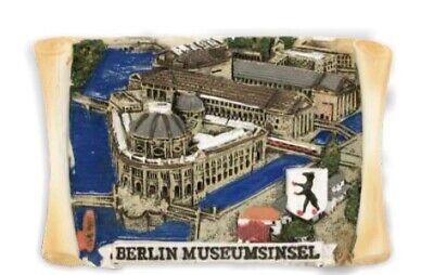 Berlín Imán Poli Rollo Museumsinsel Recuerdo de Alemania