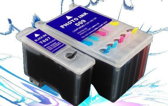 Epson Stylus Photo 1280, 1270, 1290, 900 Sublimation Ink Cartridges