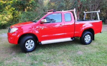 2010 Toyota Hilux Ute **12 MONTH WARRANTY**