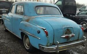 Looking for a pre-1963 vehicle for a summer runner
