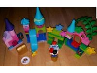 Lego Duplo Ariel The Little Mermaid Set