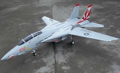 F 14 Tomcat  80 Inch Wing   Giant Scale Rc Airplane Pdf Plans On A Cd