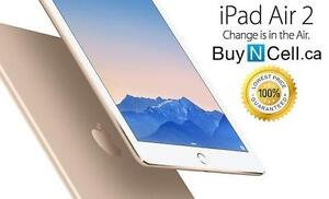 BRAND NEW IPAD AIR2+LTE 1 YEAR OF WARRANTY!499.00