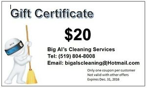 Cleaning Service Kitchener / Waterloo Kitchener Area image 1