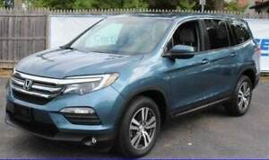 2017 Honda Pilot EXL Res AWD|Rmt Start|Htd Wheel|Certified
