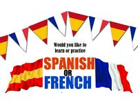 EXPERIENCED QUALIFIED TEACHER OFFERS SPANISH/ FRENCH LESSONS-children & adults- ALL LEVEL