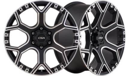 FORD RANGER - CSA Granite Wheels