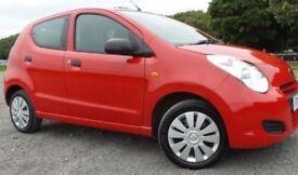 2010 Suzuki Alto Sz,Full History,Mot 12 Months,2 Keys,Cheap to Insure