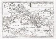 Mittelmeer Karte
