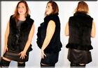 Mink Fur Black Coats & Jackets for Women