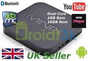 Android TV Dual Core