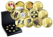 Olympic Gold Coin Set