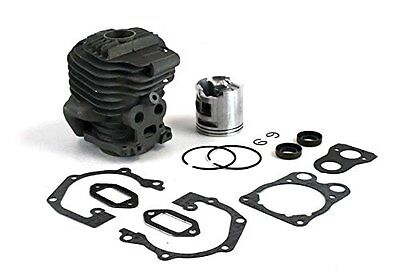 Cylinder Piston Rings Gaskets Seals Pin Kit Fits Husqvarna K750 K760 Cut Saw