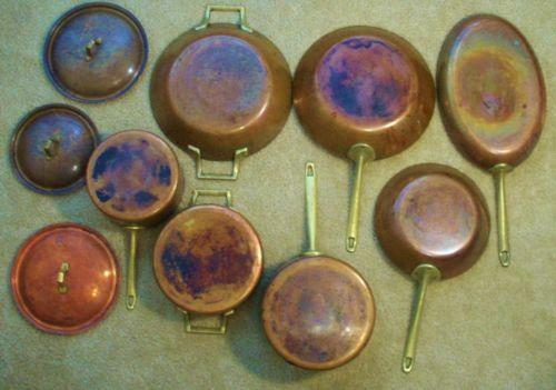 Paul Revere Copper Cookware Ebay