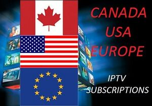 Cut your cable bill by 75% with IPTV AND YOUR ANDROID  BOX