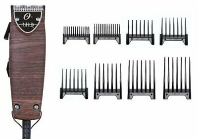 Oster Professional Wood Fast Feed Professional Clipper With Free 8-pc comb New