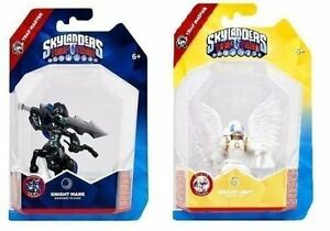 Skylanders Trap Team Masters: Knight Mare & Knight Light