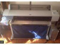 "x2 Epson Stylus Pro(s) | Large Format 9600 + Epson 7600 | 24"" & 44"" & Epson RIP"