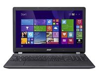 Acer Laptop Computer - nearly new!!!!!! 4 weeks old!