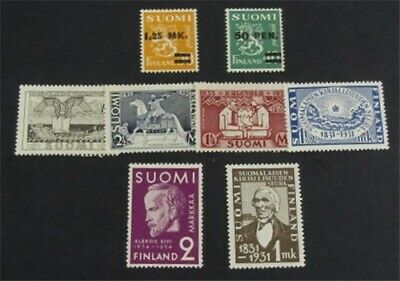 nystamps Finland Stamp # 180//209 Mint OG H/NH $54   L23y256