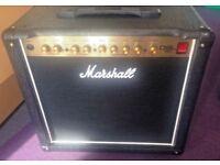 MARSHALL DSL 15C ALL VALVE AMP