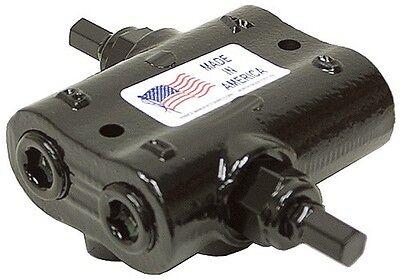 Prince Hydraulic Pressure Dual Crossover Relief Valve Drv-2hh 3000psi 34 Npt
