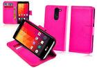 Spirit Mobile Phone Wallet Cases for LG Spirit