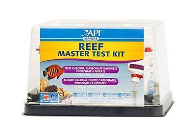 API REEF MASTER TEST KIT Reef Aquarium Water Test Kit 1-Coun