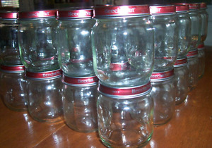 Looking for empty baby food jars...any size