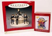 Beatles Hallmark Keepsake Ornament