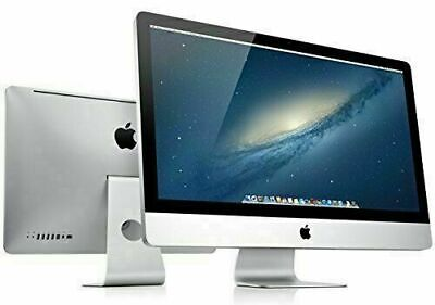 "Apple iMac MC309LL/A Desktop 21.5"" i5-2400 8GB 500GB Radeon HD macOS 10.13.2 DVD"