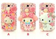 iPhone 4 Covers Hello Kitty Rhinestones