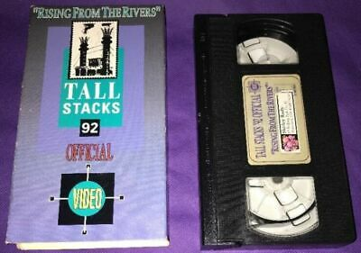 Tall Stacks '92 Official Video Tape VHS 1992 Port of Cincinnati Ohio riverboat