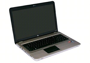 Laptop ordinateur portable HP DV7