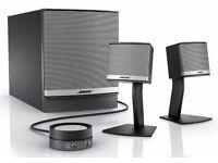 Bose companion 3 Multimedia speakers