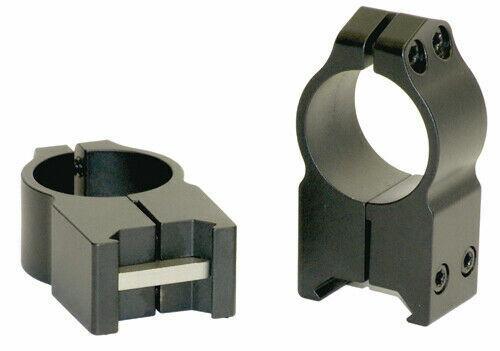 """Burris 1/"""" Z Ring High 420087 Scope Rings"""