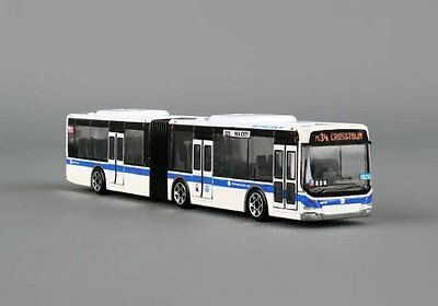 "Daron New York City Articulated 6"" Diecast Model Bus MTA M34 CrossTown"