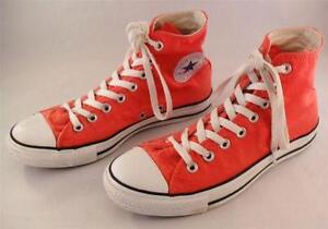 Womens Red High Top Converse