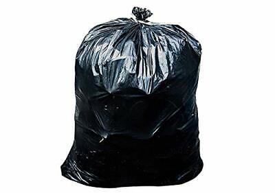Toughbag Trash Bags 33x39 33 Gal 100/case Garbage Bags 1.2 Mil Black