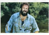 Bud Spencer Signed