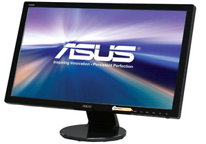 """Two 23.6"""" Asus monitors for sale (Model No: VE247H)"""